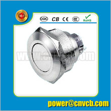 30401F Stainless steel waterproof IP67 30mm push button switches Factory direct sale