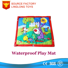 Baby Toyskids Floor Mat Turtle Foam Gym Floor Mat Multifunction Kids Play Blanket