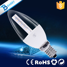 wholesale led candle bulb e14 led bulb for chanderlier with ce rohs approved