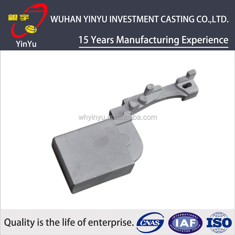 ISO9001 Customized Design Precision Silica Sol Investment Casting Stainless Steel Door Lock