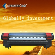 China factory supply Crystal solvent printer price CJ4000