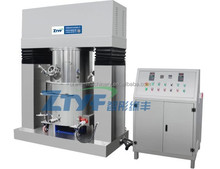 machines manufacturer sealant making line equipment hydraulic discharge machine vacuum mixing machinery