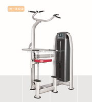CE Certificated Quality Fitness equipment For Chin/DIP Machine