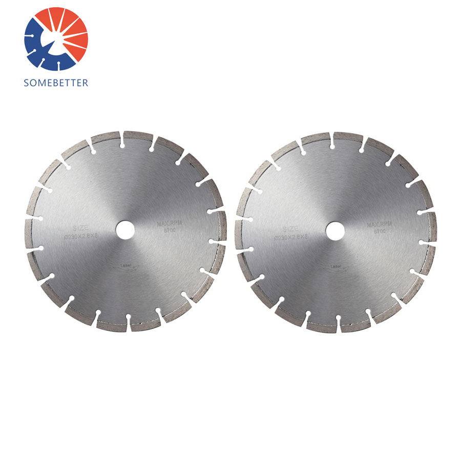 230mm wet cutting granite hot press diamond saw <strong>blade</strong>
