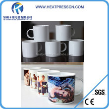 Grade AAA Ceramic Mug with sublimation image