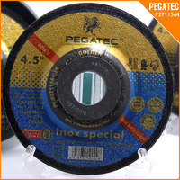 Newest design high quality abrasives cut off wheel for metal,dc cutting disc