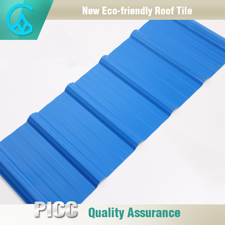 Low Cost PVC Roof Tile Best Price of Roofing Sheet in Kerala