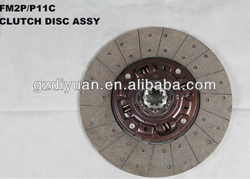 japanese heavy duty truck hino truck clutch disc for hino 700