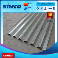 Corrugated Roofing Galvanized Steel Sheet 0.12--0.8mm
