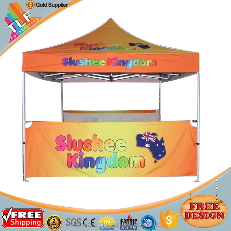 Outdoor Custom Printed 3x3m,3x4.5m, 3x6m Folding Pop Up Marquee For Sale