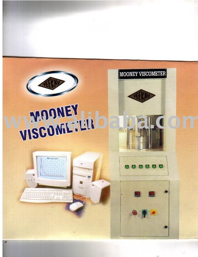 """VEEKAY"" Mooney Viscometer"