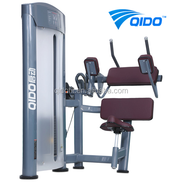 Abdominal Crunch/Exercise Machine/Commercial Gym Equipment