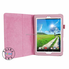 Cute Case For Acer A1-830 Case, Kickstand Leather Flip Case For Acer A1-830 Tablet Case, China Products