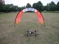 Fpv Racing Air Gate For Racing Big Arch For Plane Model Aircraft