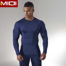 OEM fitness clothing men dry fit mens gym wear base layer compression mens fitness clothing