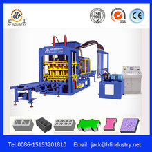 QT6-15 New Product Factory Direct Sale italy automatic concrete block making machine