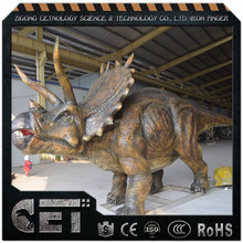Cet-A-1074 dinosaur disappearing dinosaur figurine Triceratops from Prehistory