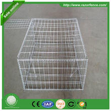 2016 factory supply best gabion price welded gabion Used for protect Hesco Mesh /Bation