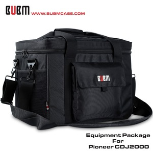 BUBM Professional DJ Bag Equipment Package for Pioneer CDJ2000