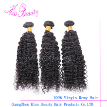 newest loose curly weave hair sample free