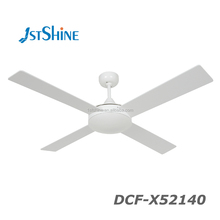 High quality white 52-inch electric ceiling fan