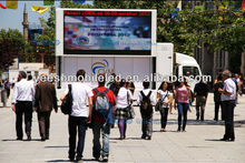 Mobile LED truck, Outdoor advertising mobile led billboards, mobile led video display truck for outdoor advertising, election
