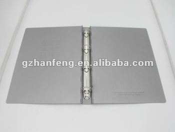 A4 metal ring binder