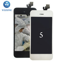 Display Digitizer For iPhone 5 5g Mobile Phone LCD, For iPhone 5 LCD Replacement