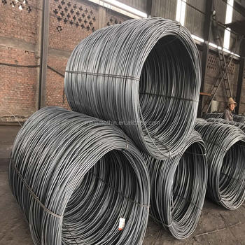 good sale 5.5-14mm low carbon steel wire rod in coils
