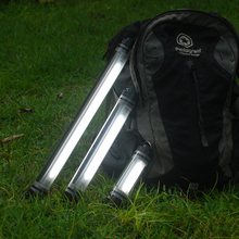 Led Rechargeable Hand Portable Slit Lantern Camping Light