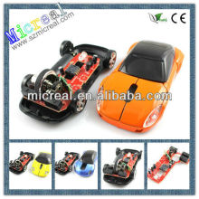 High Resolution Car Shape Wireless Mouse