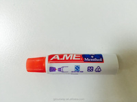 2016 Guangzhoou Small diameter Laminated Tube for Toothpaste