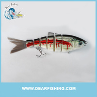 custom fishing lures manufacturers making jointed fishing lures