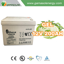 Gama Solar gel 12v 28ah exide battery price for storage small solar system