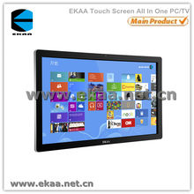 Wholesale - Hot selling 55Inch Ultra Slim All In One Desktop <strong>Computer</strong>,4G Memory+500G HDD,5.0MP Camera for schoold education