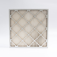 Quality pre filter air filter hvac activated carbon air filters