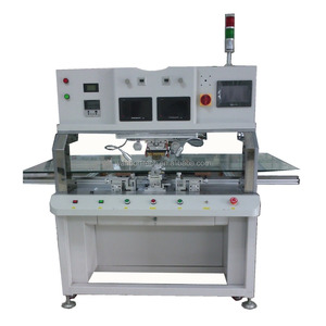 High precision TAB COF COG FPC ic bonding machine LCD LED TV panel opencell laptop screen repairing pulse heat binding machine