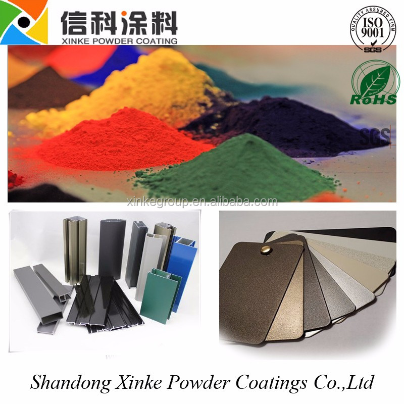 RAL7040 Window grey Powder Coatings Paint