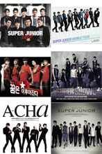 KOREA KOREAN/ HALLYU / SUPER JUNIOR / Official New Album sealed / KPOP