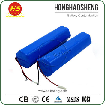 Mass production wholesale 18650 lithium ion battery 12v 15ah