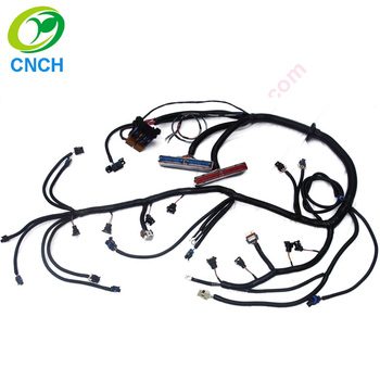 97-02 LS1 Drive by Cable Standalone Wiring Harness T56 Transmission GM Delphi