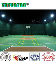 High-end multi-functional indoor sports floors