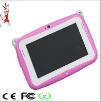 4.3inch Kids mp4 Tablet pc Kids Games pad Capacitive Screen Dual Camera