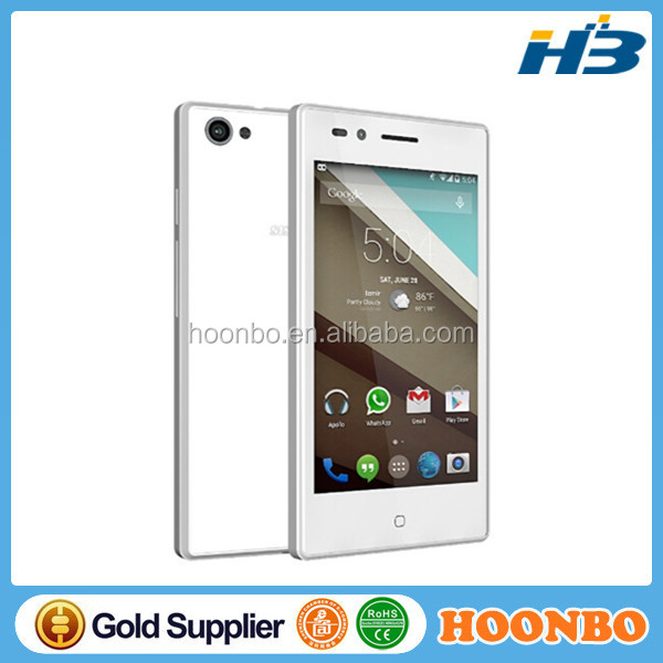 "Original SISWOO A5 4G FDD-LTE 5"" Android 5.0 Smart Phone 1GB/8GB MTK6735M Quad Core 1.0GHz 2.0MP+5.0MP GSM WCDMA IPS"