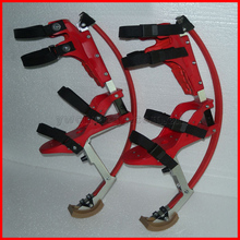 outdoor extreme sports childs skyrunner/ jump shoes for kids /moon jumper bouncing stilts with CE certification