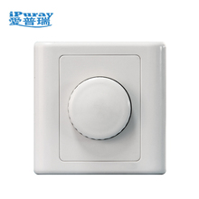 LED Rotary Knob control dimmer touch switch for home automation lighting system