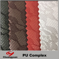 China Factory Durable Product Pu Leather