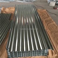 Low Price Aluminum Corrugated Roof And Wall Panel , Galvanized Galvalume Metal Roof Tile