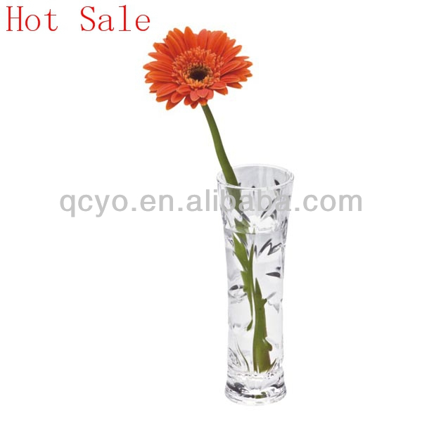 hot sale different types glass vase