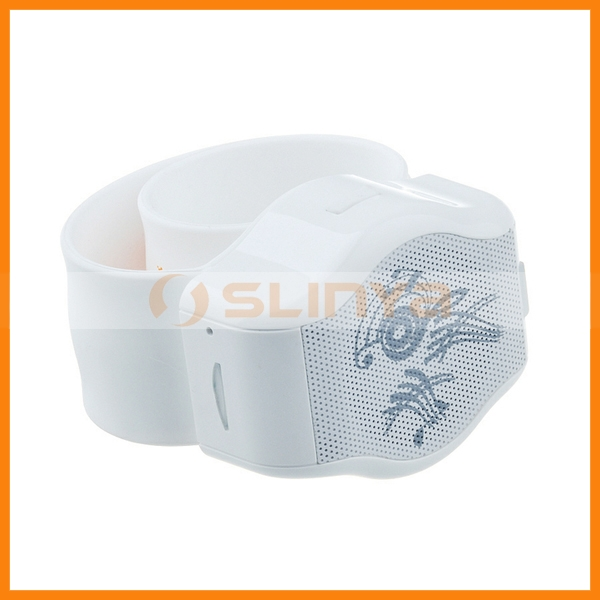 Wireless Bluetooth Watch Speaker Wearable Bluetooth Speaker has MP3 Function